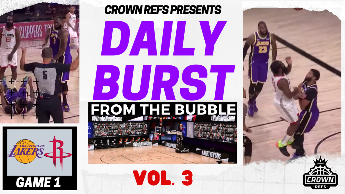 Daily Burst from the Bubble – Volume 3