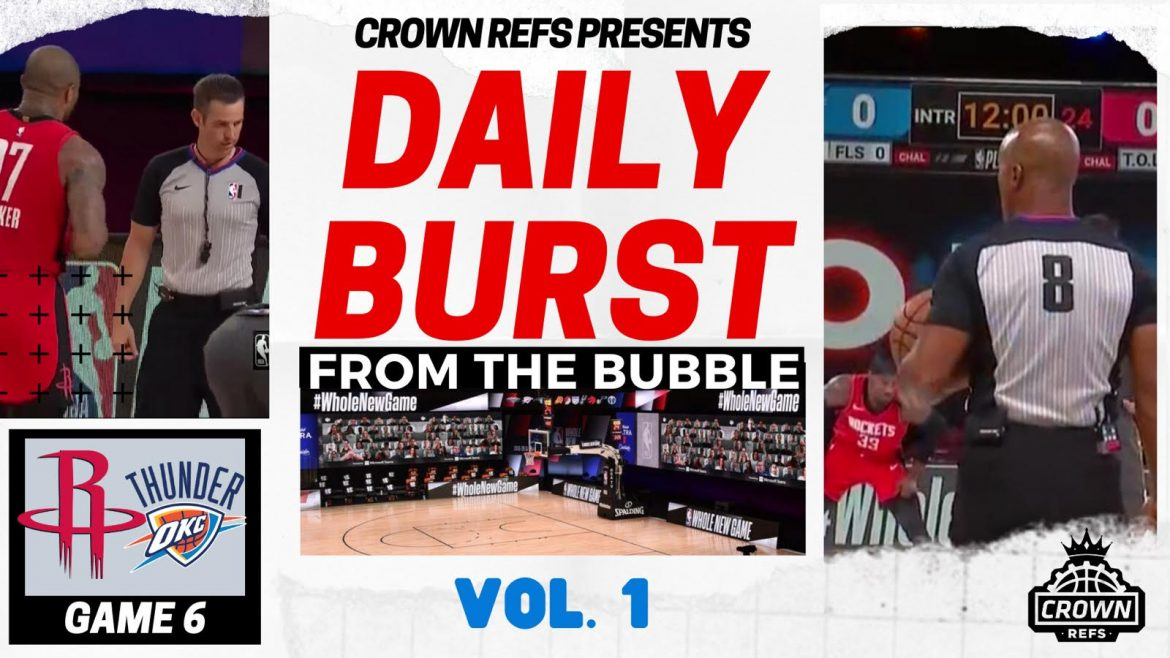 Daily Burst from the Bubble – Volume 1