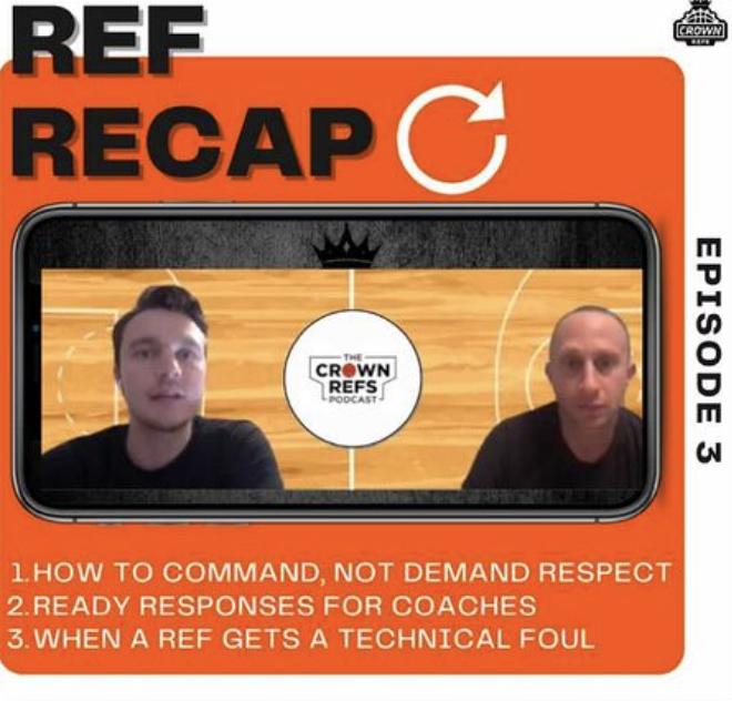 REF RECAP – EPISODE 3